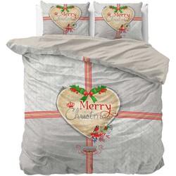 Dreamhouse Dekbedovertrek Merry Christmas-140x200/220