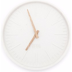 By Boo Klok Justin Time rond 30 x 30 x 4