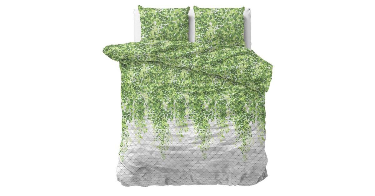 Sleeptime Dekbedovertrek Fresh Botanic FGreen-2-persoons (200 x 200/220 cm)