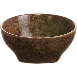 HK-living kom bruin kyoto keramiek