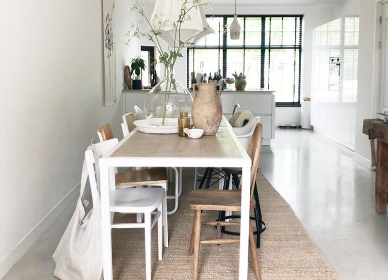 5 tips om een lange, smalle woonkamer in te richten
