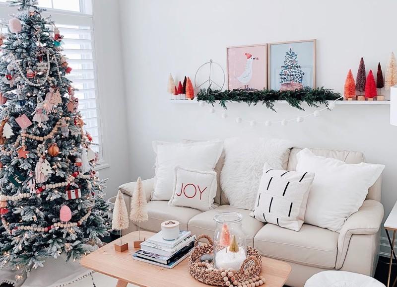 5 thema's die je kunt gebruiken om je kerstboom te decoreren