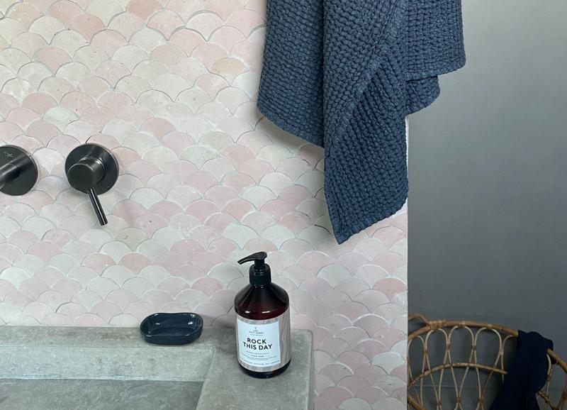 Inspiratie: badkamers en keukens met Marokkaanse zelliges