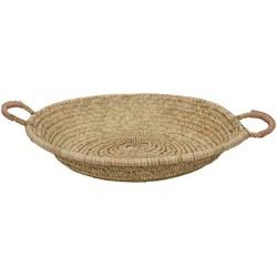 Marrakech flat basket S-M - (L) large