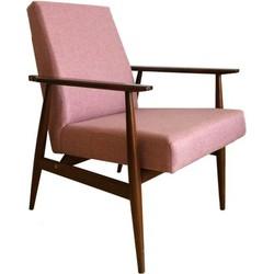 Mid-Century fauteuil Hanna Lis - Deens Design - roze