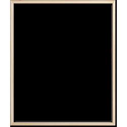 Moderne Lijst 50x50 cm Licht Hout - Claire