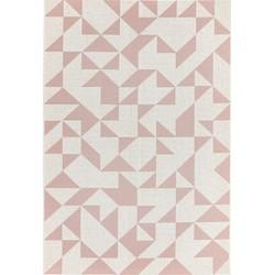 Easy Living Patio 14 Pink Flag - 120 x 170 cm