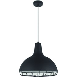 Home sweet home hanglamp Job Ø 38 cm - zwart