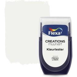 Muurverf Tester 3000 Fresh Linen 30 ml