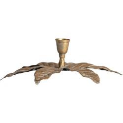 Fizz Kandelaar 8cm Metaal Antique Brass