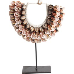 Pole to Pole - I12 Small shell necklace