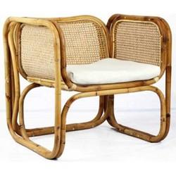 Rotan stoel Bohemian-Ibiza