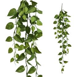 Kunstplant hangplant Photos - 82cm - PTMD