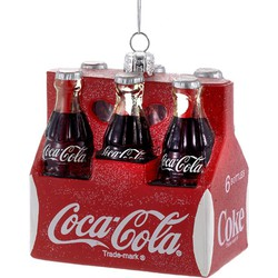 Coca-Cola Six Pack 3.5 Inch