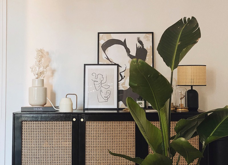 Verschillende manieren om je dressoir te decoreren