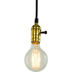 Groenovatie Vintage Hanglamp Fitting E27