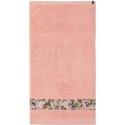 Essenza Badtextiel Fleur Rose-Douchelaken (70 x 140 cm)