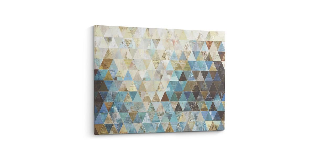 Kave Home - Udo wanddecoratie dunya 100 x 80 cm