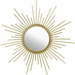 Spiegel Sunny - goud