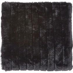 Plaid Yorick 130x180 cm zwart