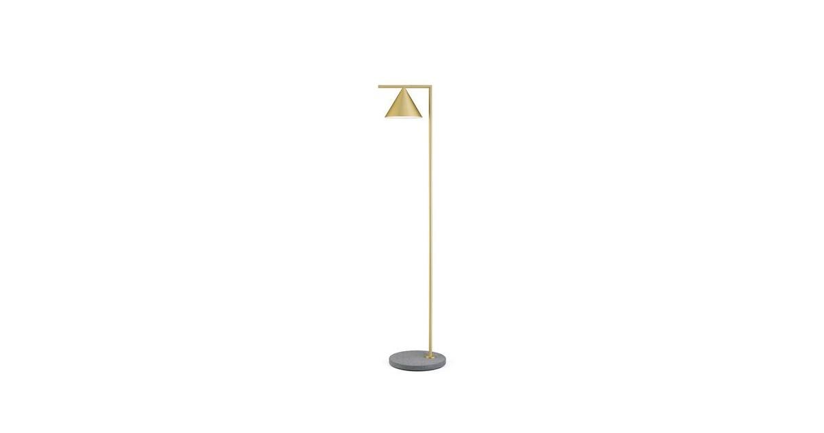 Flos Captain Flint Outdoor Lamp - Messing