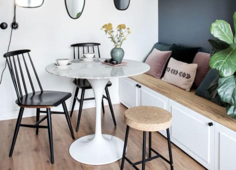 Binnenkijken: klein appartement in Parijs met slimme inrichting