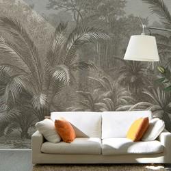 Palmvarens of cycadeeën - levende fossielen - 300x300 cm (BxH)
