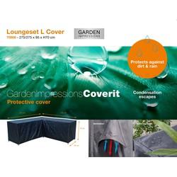 Garden Impressions Loungeset beschermhoes L 275/275x95xH70 cm