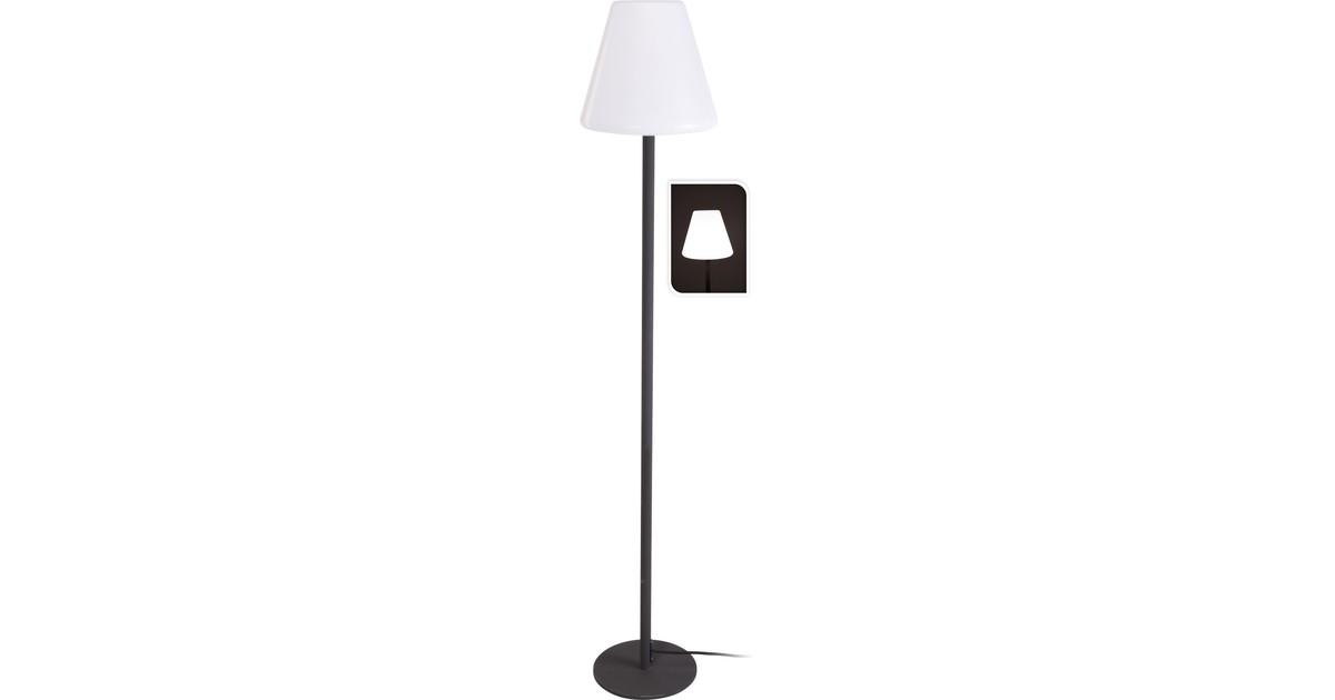 Lamp Op Metalen Voet