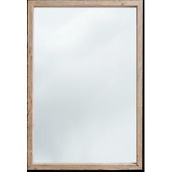 Moderne Spiegel 98x128 cm Hout - Violetta