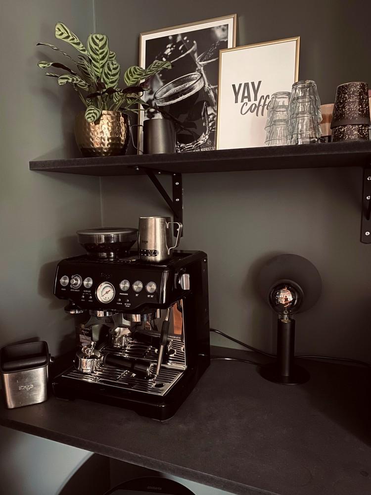 keuken-koffiehoek