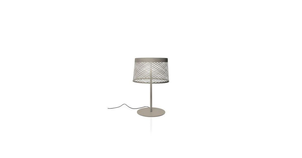 Foscarini Twiggy Grid XL Tafellamp - Grijs