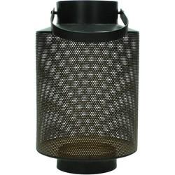 Lantern Brown 17x27cm