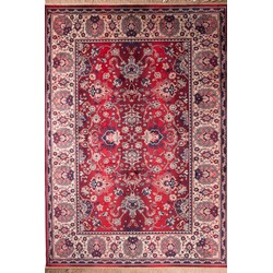 Dutchbone vloerkleed Carpet Bid Old Red - 200 x 300 cm