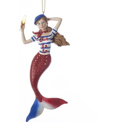 France Mermaid 6 Inch