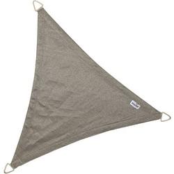 Nesling Coolfit schaduwdoek driehoek 5.0x5.0x5.0m - Antraciet