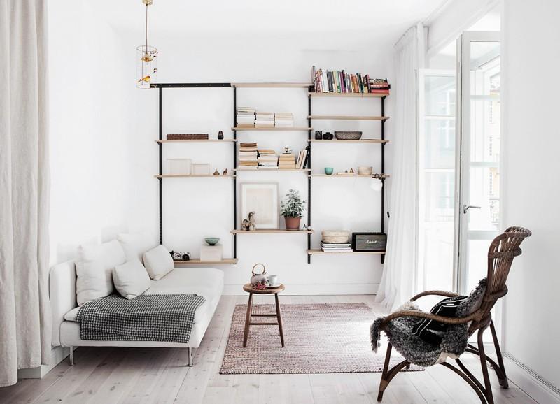 Met deze tips benut je je kleine woonkamer het best