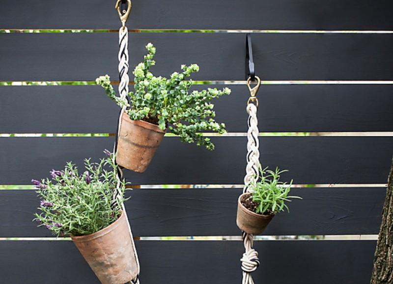 5 ideeën om je eigen kruiden te kweken op een balkon