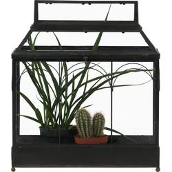 Grow Plantenhouder Metaal Zwart