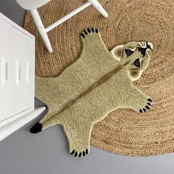 Kinderkamer Vloerkleed Leeuw