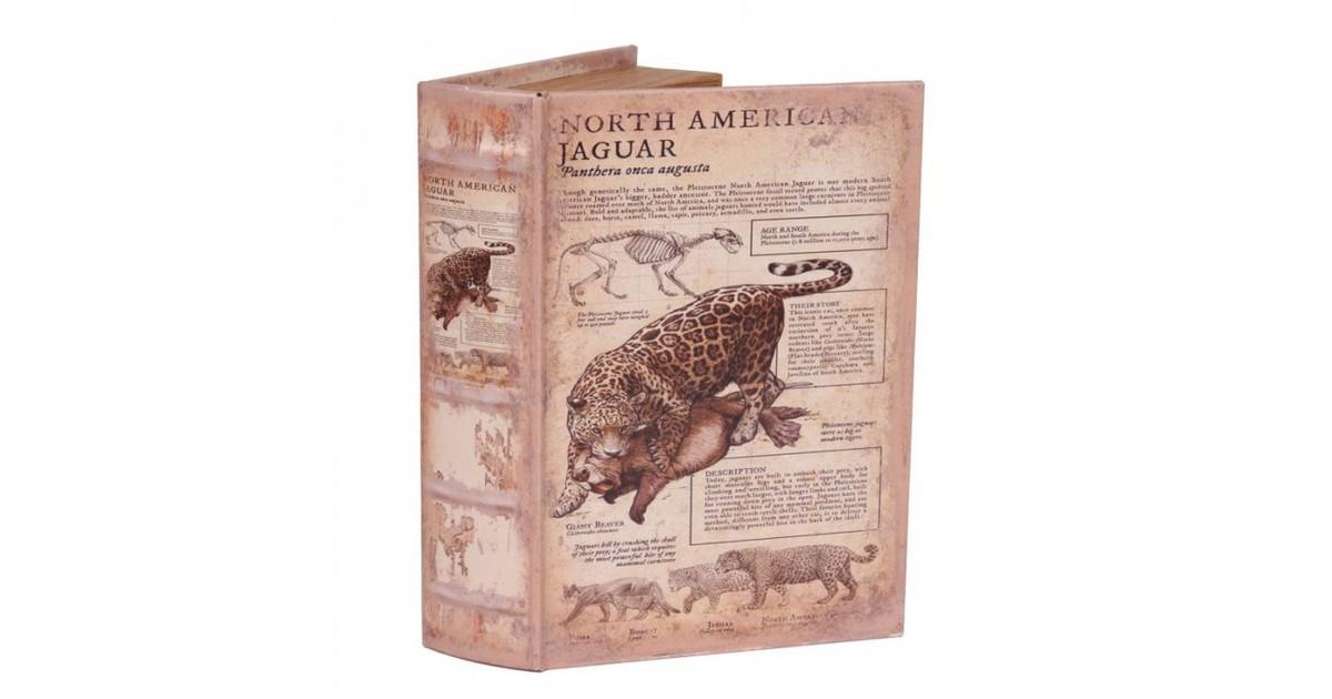 Baroque Collectie Boek doos 27 cm Jaguar