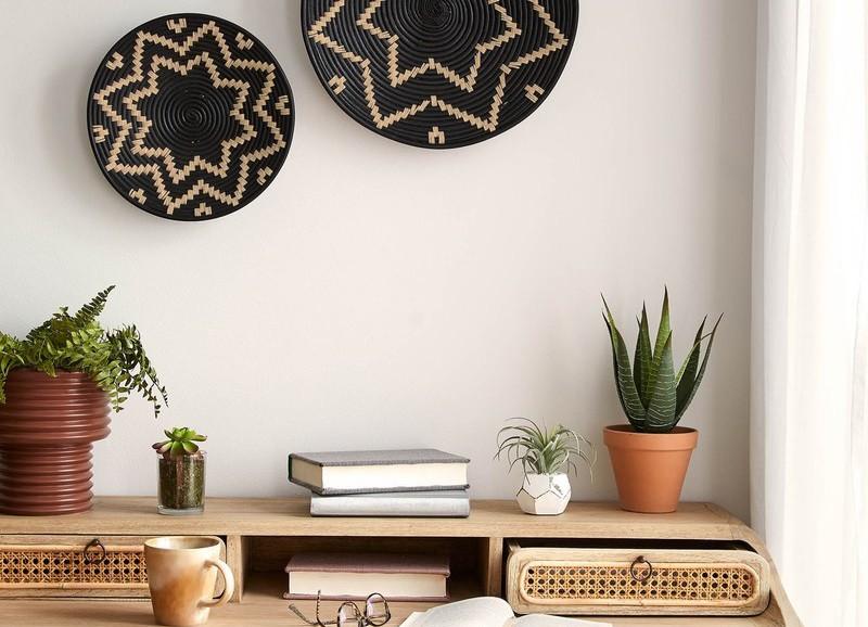 Stylingtip: platte manden aan de muur