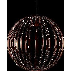 Hanglamp Spirelli groot Diameter 50 cm copper
