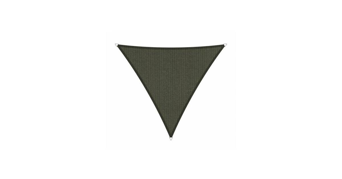 Shadow Comfort driehoek 6x6x6m Deep Grey