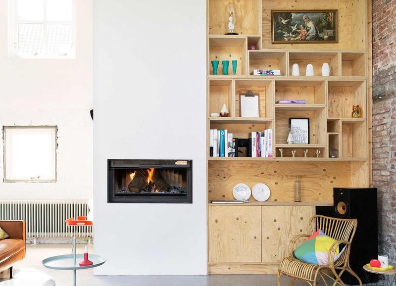 Yay or nay: plywood in het interieur