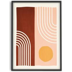 Abstract modern art - Poster - PSTR studio
