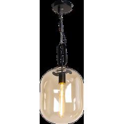 Hanglamp Larino klein Amber