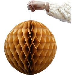 Delight Department Honeycomb oker set van 2