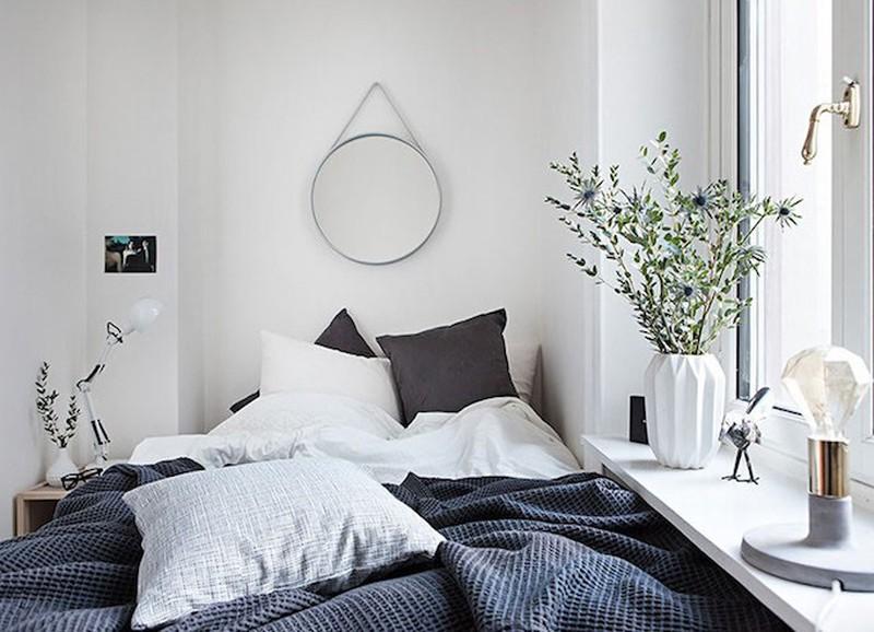 10 manieren om een kleine slaapkamer prachtig in te richten