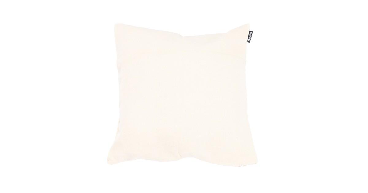 Tropilex  Kussen Luxe White Wit / Ecru